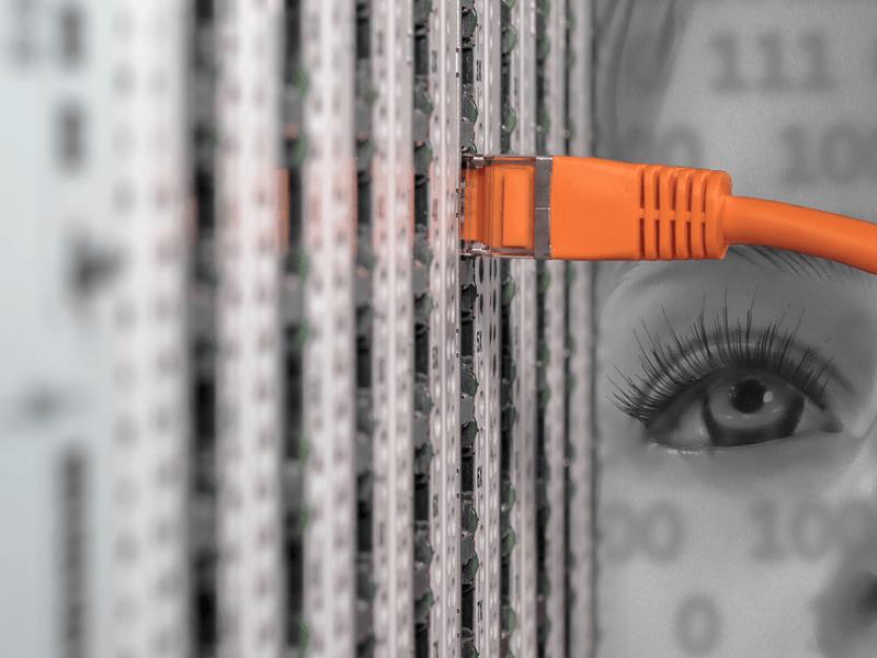 Panne de réseau Internet